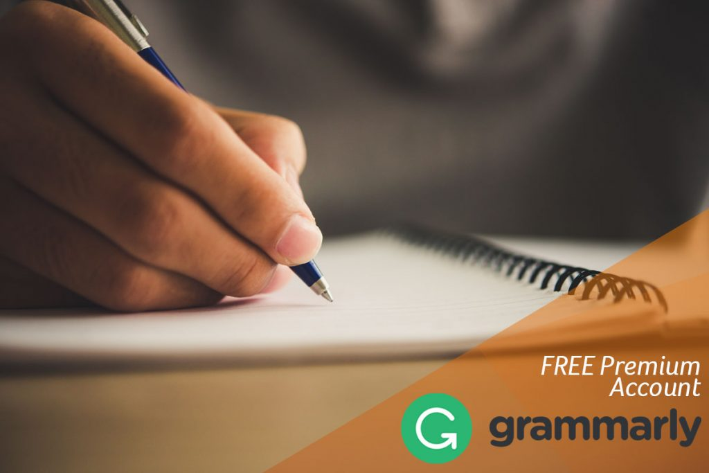 Grammarly free premium account in Nigeria By naijagodigital