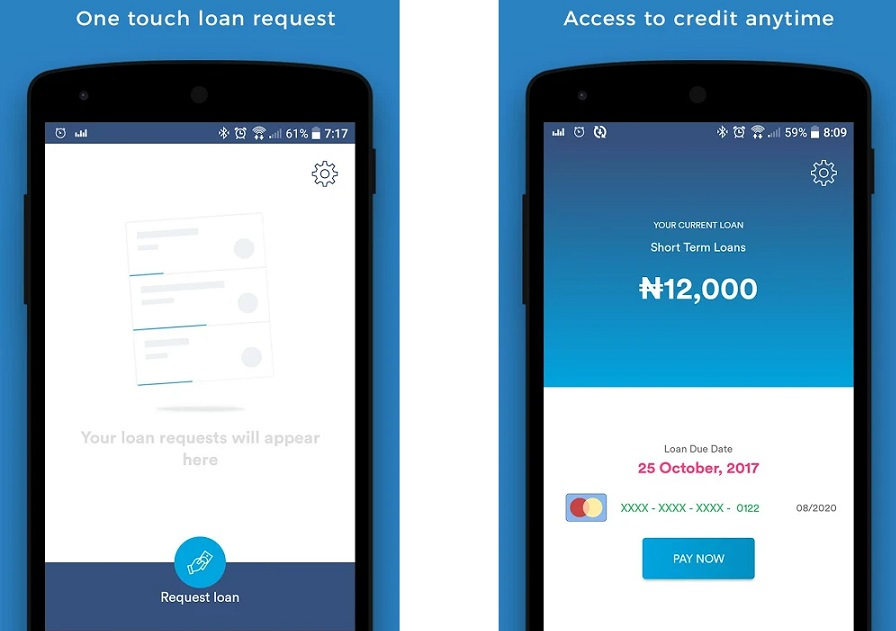 Financial Companies that Give Quick Loans in Nigeria without Collateral
