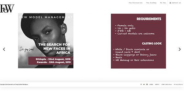 Top 6 Professional Modelling Agencies In Nigeria