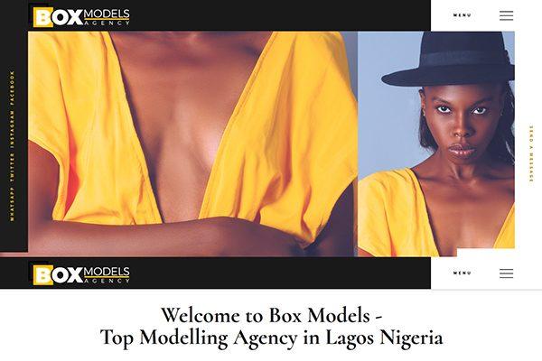 Box Models Agency Nigeria - Top 6 Professional Modelling Agencies In Nigeria